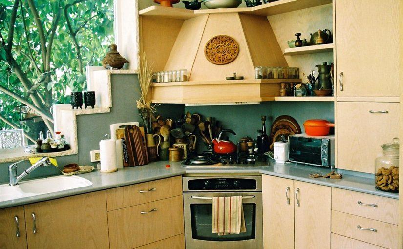 Pięciogwiazdkowa kuchnia w małym mieszkaniu